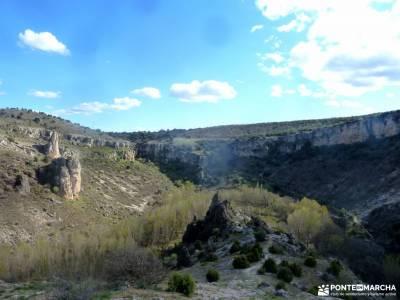 Parque Natural Barranco Río Dulce;lago de sanabria arribes del duero conocer gente ribeira sacra